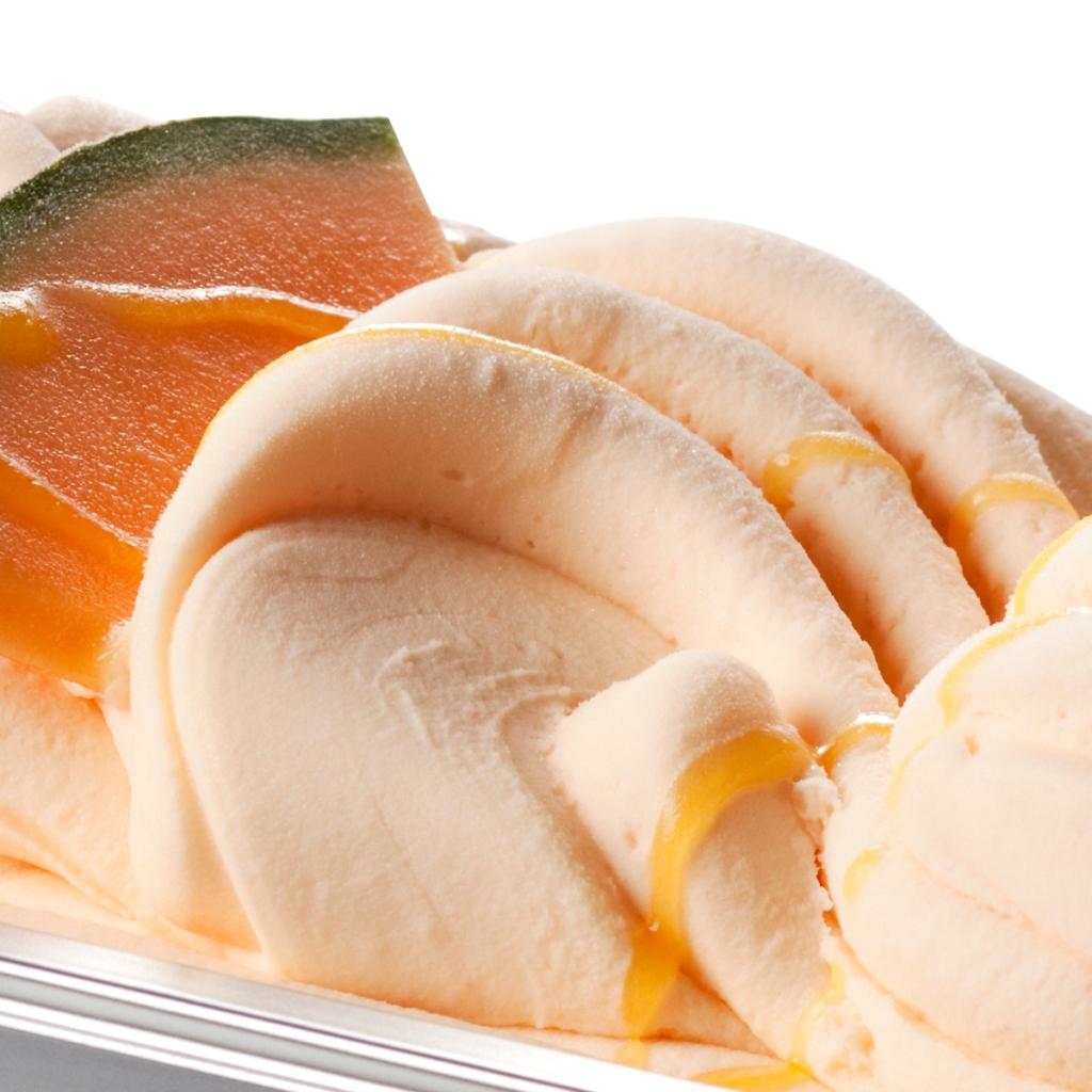 meloen-sorbet-ijs